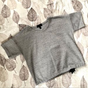 J. Crew Super Soft Tee Heather Print Size Small